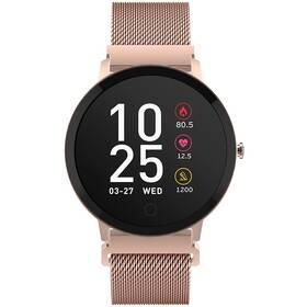 Chytré hodinky Forever ForeVigo SB-320 - ZÁNOVNÍ - 12 měsíců záruka zlatá
