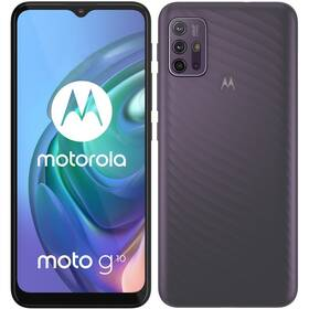 Mobilní telefon Motorola Moto G10 - ZÁNOVNÍ - 12 měsíců záruka - Aurora Grey