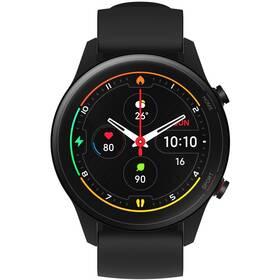 Chytré hodinky Amazfit Mi Watch - ZÁNOVNÍ - 12 měsíců záruka černé