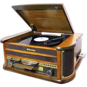 Gramofon Roadstar HIF-1899TUMPK dřevo