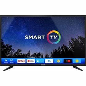 Televize Sencor SLE 43US601TCS černá