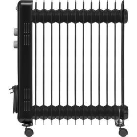 Olejový radiátor Sencor SOH 3313BK černý