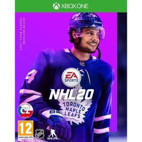 Hra EA Xbox One NHL 20 (EAX354551)