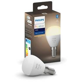 Chytrá žárovka Philips Hue Bluetooth, 5,7W, E14, White (8719514356696)