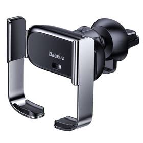 Držák na mobil Baseus Mini Electric Phone holder (SUHW01-01) černý
