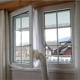 Okenní sada pro klimatizaci Guzzanti GZ 901