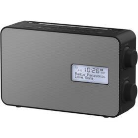 Radiopřijímač s DAB+ Panasonic RF-D30BTEG-K černý