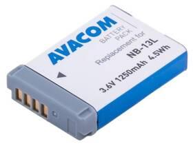 Baterie Avacom Canon NB-13L Li-Ion 3,6V 1250mAh (DICA-NB13-J1250)