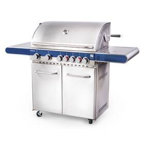 Gril G21 Florida BBQ Premium line, 7 hořáků
