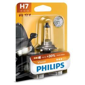 Autožárovka Philips Vision H7, 1ks (12972PRB1)