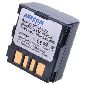 Baterie Avacom JVC BN-VF707, 707U Li-ion 7.2V 700mAh (VIJV-707-174)