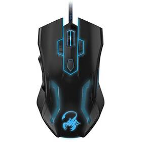 Myš Genius GX Gaming Scorpion Spear Pro (31040003400) černá