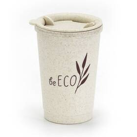 Termohrnek G21 beECO Espresso 280 ml béžový