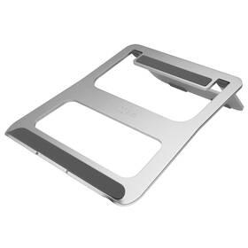 """Podstavec pro notebooky FIXED Frame Book do 15,6"""" (FIXFR-BOK-SL) hliník"""