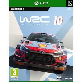Hra Nacon Xbox Series - WRC 10 (3665962009866)
