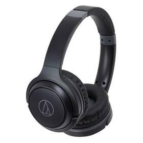 Sluchátka Audio-technica ATH-S200BTBK (S200BTBK) černá