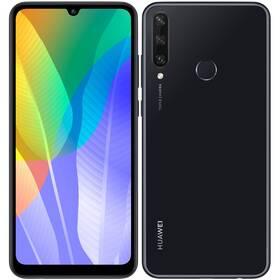 Mobilní telefon Huawei Y6p (HMS) (SP-Y6P64DSBOM) černý