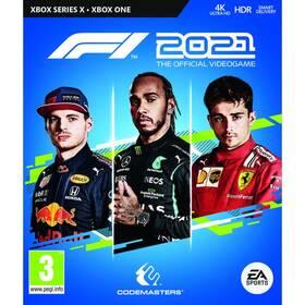 Hra EA Xbox One F1 2021 (EAX32000)