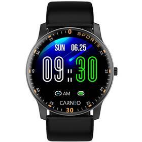 Chytré hodinky Carneo Gear+ platinum (8588007861111) černá