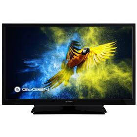 Televize GoGEN TVF 22M302 STWEB černá