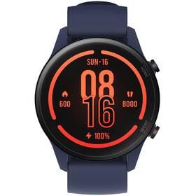 Chytré hodinky Xiaomi Mi Watch (29466) modré