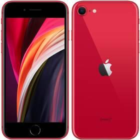 Mobilní telefon Apple iPhone SE (2020) 64 GB - (PRODUCT)RED (MHGR3CN/A)