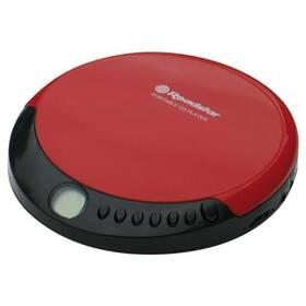 Discman Roadstar PCD-435CD černý/červený