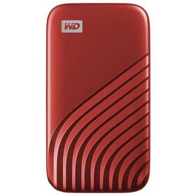SSD externí Western Digital My Passport SSD 2TB (WDBAGF0020BRD-WESN) červený