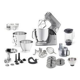 Kuchyňský robot KENWOOD Titanium Chef Baker XL KVL85.704SI stříbrný
