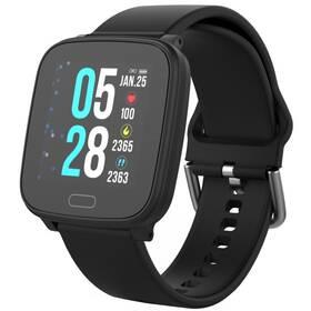 Fitness náramek Carneo SlimFit+ (8588006962987) černý