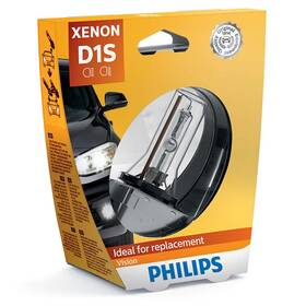 Autožárovka Philips Xenon Vision D1S, 1ks (85415VIS1)