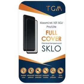 Tvrzené sklo TGM Full Cover na Xiaomi Mi 10T 5G/10T Pro 5G/10T Lite 5G (TGMFCXI10T5G) černé