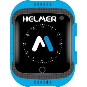 Chytré hodinky Helmer LK 707 dětské s GPS lokátorem - ZÁNOVNÍ - 12 měsíců záruka modrý