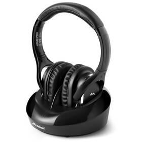 Sluchátka Meliconi HP 600 Pro (497313) černá