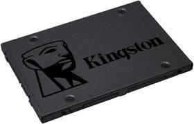 SSD Kingston A400 240GB (SA400S37/240G) šedý