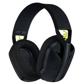 Headset Logitech G435 Lightspeed (981-001050) černý