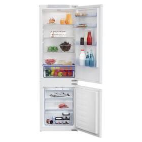 Chladnička s mrazničkou Beko BCHA275E4SN bílá