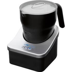 Automatický pěnič mléka Clatronic MS 3326 černý/nerez
