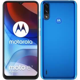 Mobilní telefon Motorola Moto E7 Power (PAMH0002PL) modrý