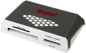 Čtečka paměťových karet Kingston USB 3.0 High-Speed (FCR-HS4)