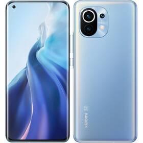 Mobilní telefon Xiaomi Mi 11 256 GB 5G - ZÁNOVNÍ - 12 měsíců záruka - Horizon Blue