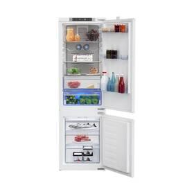 Chladnička s mrazničkou Beko BCNA275E4SN bílá
