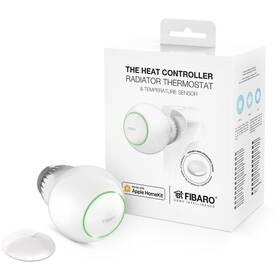 Bezdrátová termohlavice Fibaro a teplotní čidlo pro Apple HomeKit (FGBHT-PACK)