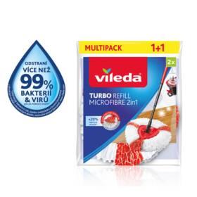 Návlek na mop Vileda TURBO 2v1 (166142)