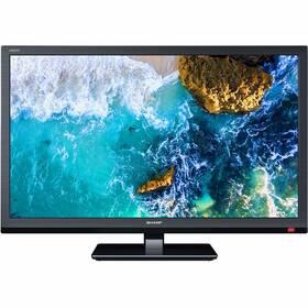 Televize Sharp 24BB0E černá