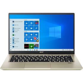 Notebook Acer Swift 3X (SF314-510G-573B) (NX.A10EC.003) zlatý