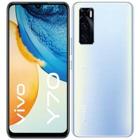 Mobilní telefon vivo Y70 - Oxygen Blue (5656953)