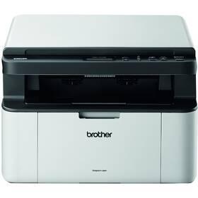 Tiskárna multifunkční Brother DCP-1510E (DCP1510EYJ1) černá/bílá