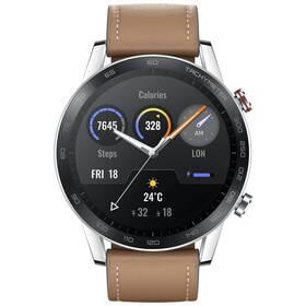 Chytré hodinky Honor Watch Magic 2 46 mm - Minos Steel (55026738-001)