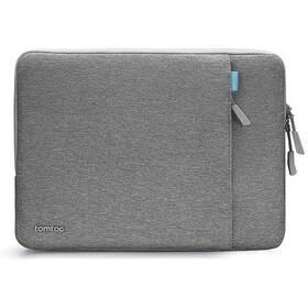 """Pouzdro na notebook tomtoc Sleeve na 13"""" MacBook Pro / Air (2016+) (TOM-A13-C02G) šedá"""
